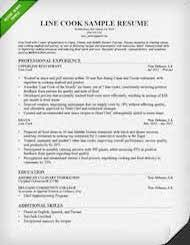 chef resume sample  amp  writing guide   resume geniusline cook resume sample