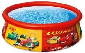 Купить Надувной <b>бассейн Intex</b> Disney: <b>Тачки</b> Easy Set, 183х51 см ...