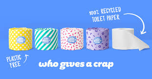 <b>Toilet paper</b> that builds toilets | Who Gives A Crap USA