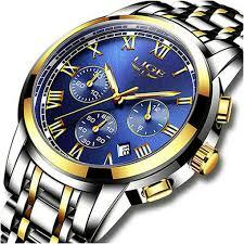 <b>Watch Men Fashion Sport</b> Quartz Clock Mens Full Steel Dress ...