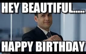 Hey Beautiful..... - Harvey Specter meme on Memegen via Relatably.com