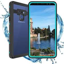 <b>ShellBox</b> Compatible for Samsung Galaxy Note 9 <b>Waterproof case</b> ...
