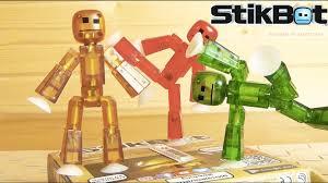<b>STIKBOT</b> - Stop motion анимация у вас дома! Сделай мультик сам ...