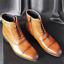 top 10 <b>men leather</b> winter shoes near me and get free shipping - a82