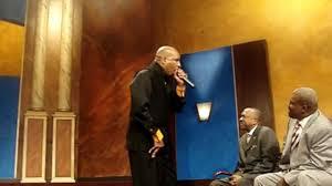 apostle darryl mccoy preaching at higher ground international 03 21