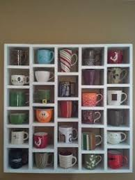 Schaaf House: The <b>coffee cup rack</b> how to! | Furniture idea's in <b>2019</b> ...