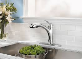 pull kitchen faucet color: functional pull out faucet with elegant modern design view larger
