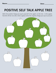 fall themed social emotional skills building activities for below are some ideas of positive self talk statements