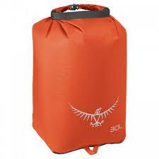 <b>Гермомешок Osprey Osprey Ultralight</b> Drysack <b>30L</b> Poppy Orange ...