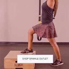 SparkleSkirts®   Woman's Athletic Apparel