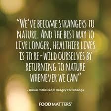 Resultado de imagen para Nature matters we need