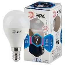 Купить <b>Лампа LED</b> ЭРА <b>LED</b> smd <b>P45</b>-7w-840-E14 в каталоге ...
