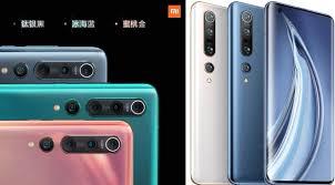 Флагманы <b>Xiaomi Mi</b> 10 и <b>Mi</b> 10 Pro представили официально ...