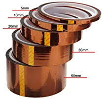 LiPing 33M(118in) <b>High</b>/Low-<b>Temp Kapton</b> Tape <b>Polyimide</b> Film ...