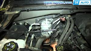 How To Install Replace Leaking Oil Dipstick Tube 2000-06 ...