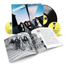 <b>Leave Home</b> [40th Anniversary Deluxe Edition] - <b>Ramones</b>