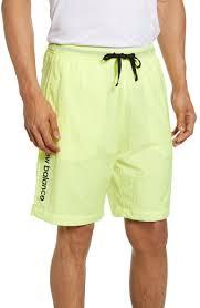 New Balance <b>Sport Style Optiks</b> Wind Nylon Athletic Shorts ...