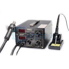 Купить <b>YIHUA</b> 852D+ <b>паяльную станцию</b> с мембранным насосов ...