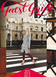 Guest Guide №8 (October, 2017) by guestguide - issuu