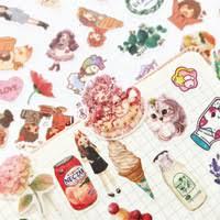 Decorative Stickers & Tape