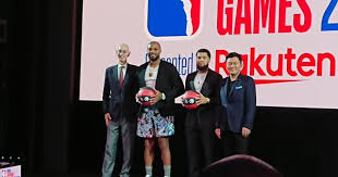 NBA, Rakuten Celebrate Partnership Ahead Of Raptors Vs. Rockets ...