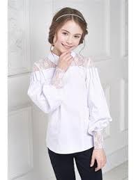 <b>Блузка Ladetto</b> белый (арт.2В30-1) | blouses | Блузки ...