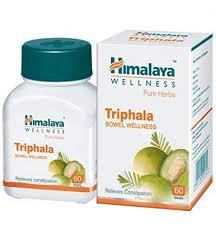 БАД <b>Трифала</b>, <b>60 капсул</b>, Himalaya (Triphala Capsules), мягкая ...