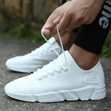 Men's Fashion Breathable Sneakers Casual Flat Light ... - Vova
