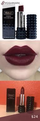 BNIB <b>Kat Von D</b> Studded KISS Lipstick in <b>PRAYER</b>