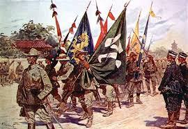 Resultado de imagen de La rebelión Taiping