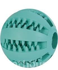 <b>Trixie Мяч</b> Denta Fun, каучук игрушки для собак купить в Киеве ...