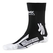 <b>Носки X-Socks Trek</b> Outdoor женские черные 35/36 купить, цены в ...