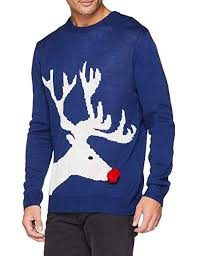 NIZZIN Unisex Christmas Jumper <b>Amaryllis</b>: Amazon.co.uk: <b>Clothing</b>