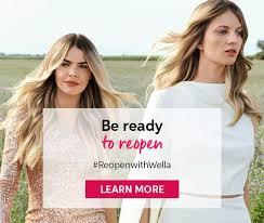 Wella Professionals: <b>Professional Hair</b> Products