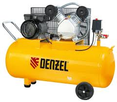 <b>Компрессор масляный Denzel PC</b> 2/100-370, 100 л,... — купить по ...