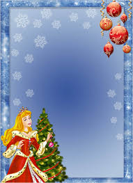 christmas frame psd template vector graphic resources a template of christmas photo frame for photoshop christmas tree and a princes in high quality format psd photoshop template for