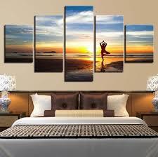 Modern Wall Art Canvas Painting HD Prints Home Decor <b>5 Pieces</b>