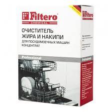 <b>Очиститель</b> для посудомоечных машин FILTERO 706 от <b>жира</b> и ...