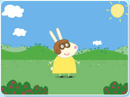 <b>Miss Rabbit</b> – Peppa Pig World