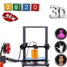 <b>CTC</b> 2020 Upgraded <b>A10s</b> 3D Printer Prusa Aluminumn Frame 1.75 ...