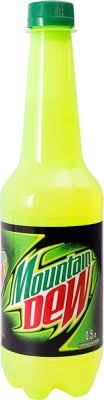 Купить <b>напиток газированный Mountain</b> Dew пластик 0.5 л, цены ...