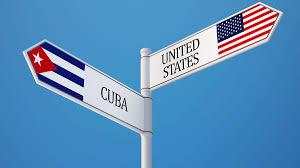 Cuba - Estados Unidos, por nuevas relaciones