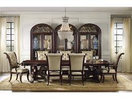 dining room furniture brands dark wood luxury design ideas with antique crystal lighting and cupboard best vintage wall painting color rustic natural best wood furniture brands