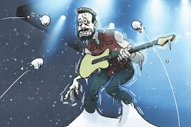 25 Years Ago: <b>Van Halen's</b> Denver Concert Rocked by Snow Storm
