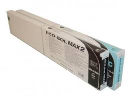 <b>Roland Eco</b> - <b>Solvent</b> MAX 2 Ink <b>black</b> 440ml cartridge
