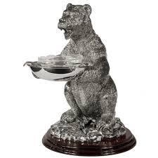 <b>Икорница Медведь</b> (Знаки Внимания Z3187) | Купить в интернет ...