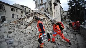 Image result for terremoto italia 2016