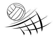 Image result for volleyball clipart