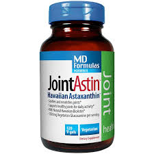<b>Jointastin</b> Natural <b>Astaxanthin</b> - Algae (120 Veggie Caps) by Nutrex ...
