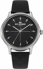 <b>Мужские</b> наручные <b>часы Ben Sherman</b> WB018B кварцевые